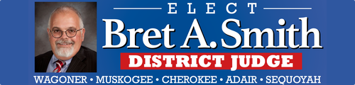 bret smith for district judge