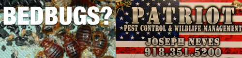 patriot pest control