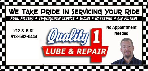 quality 1 lube and repair