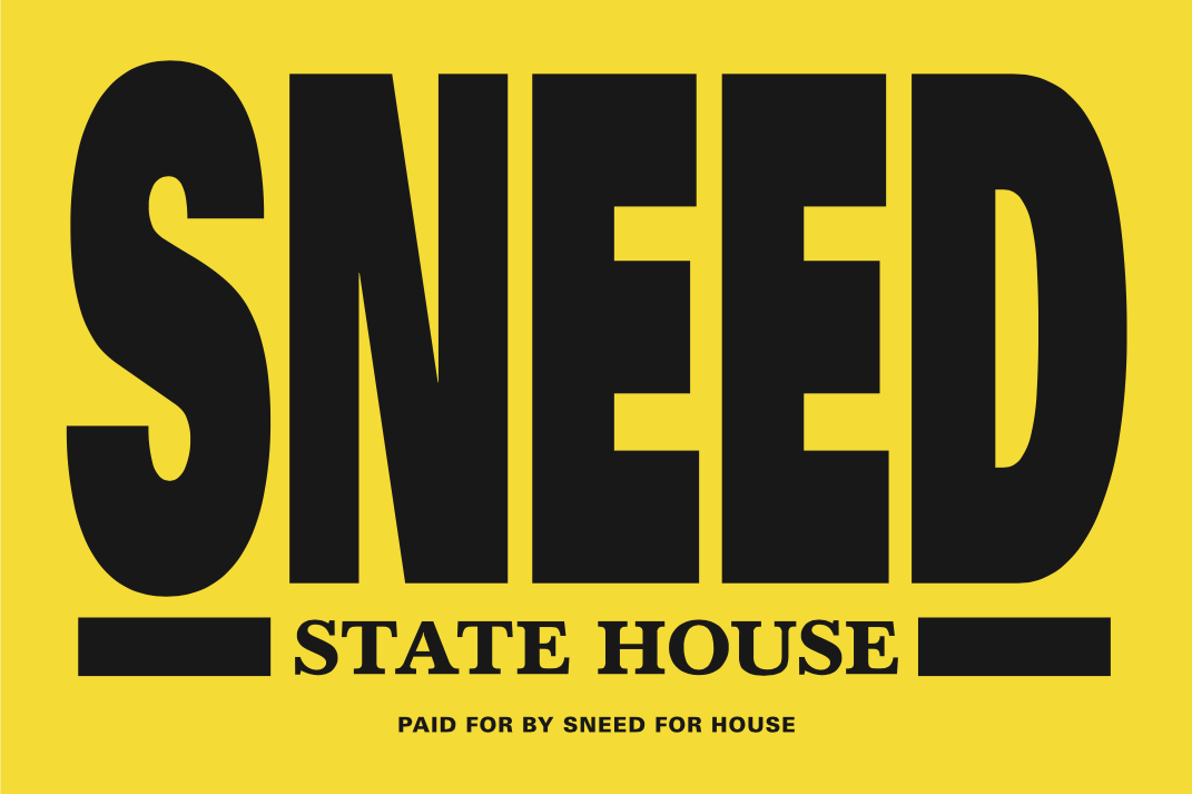 sneed for house