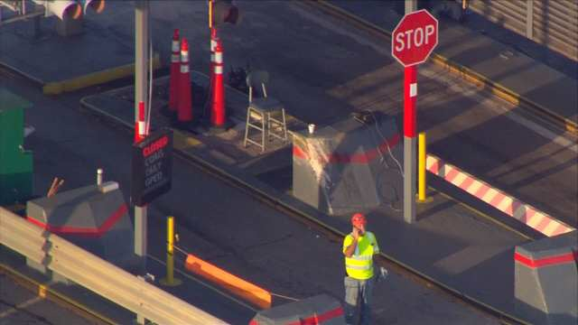 Casino worker crashes into toll booth online casino gambling news
