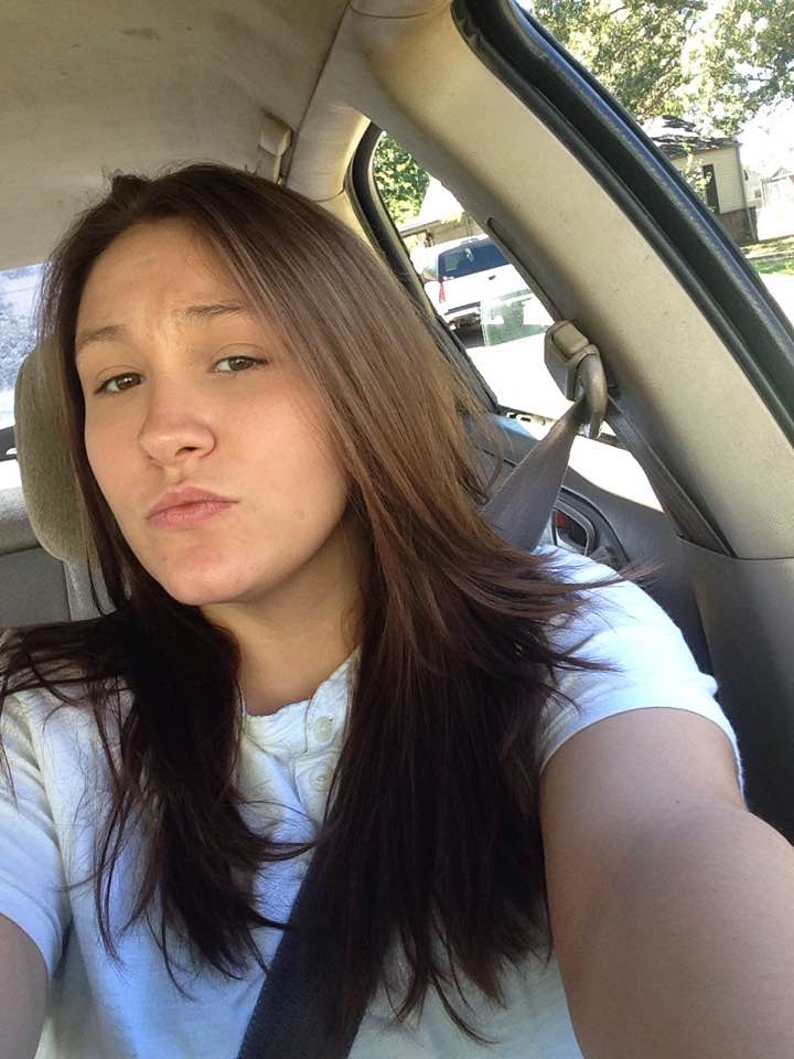 Chelsea Napier died in a wreck near Choteau late Monday night.