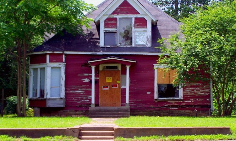 The home of Muskogee suffrage hero Alice Robertson