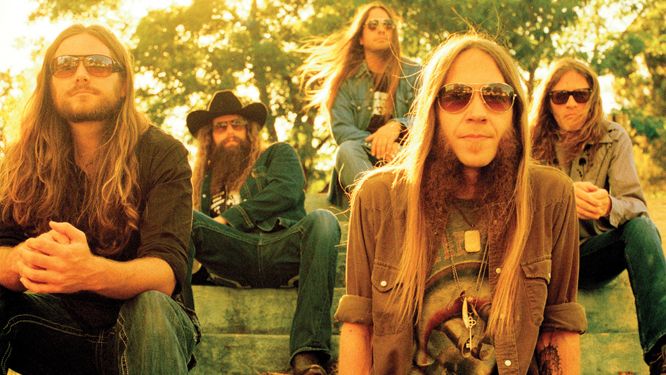 Blackberry Smoke headlines the Love Bottling Stage today