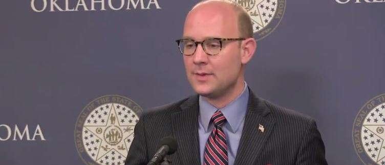 Scott Inman will speak tonight at a Democrat party meeting.