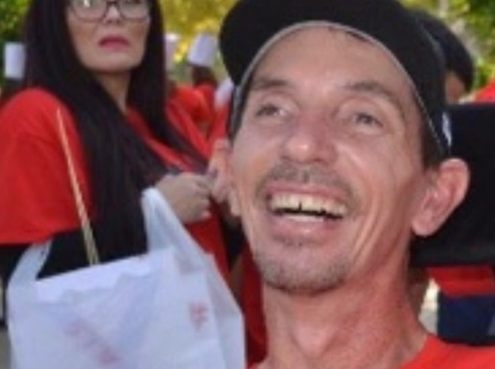 Tony Ferguson of Muskogee died March 5 from ALS.