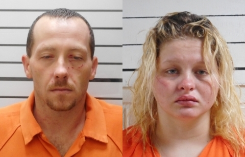 David Frazier and Tiffany Keen