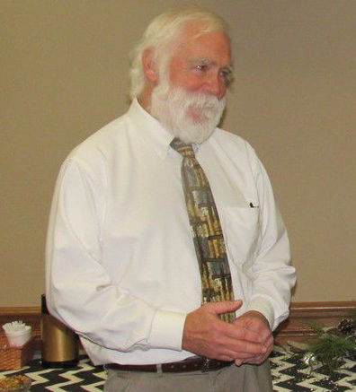 Muskogee District Judge Tom Alford has died. Photo from Muskogee Phoenix in 2018.