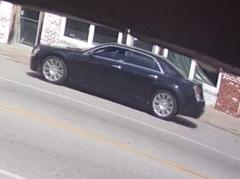 OSBI says this car  was involved in a murder in Haskell